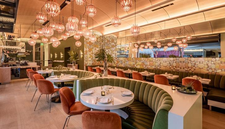 Ресторан Audrey при Музее Хаммера (фото 9)