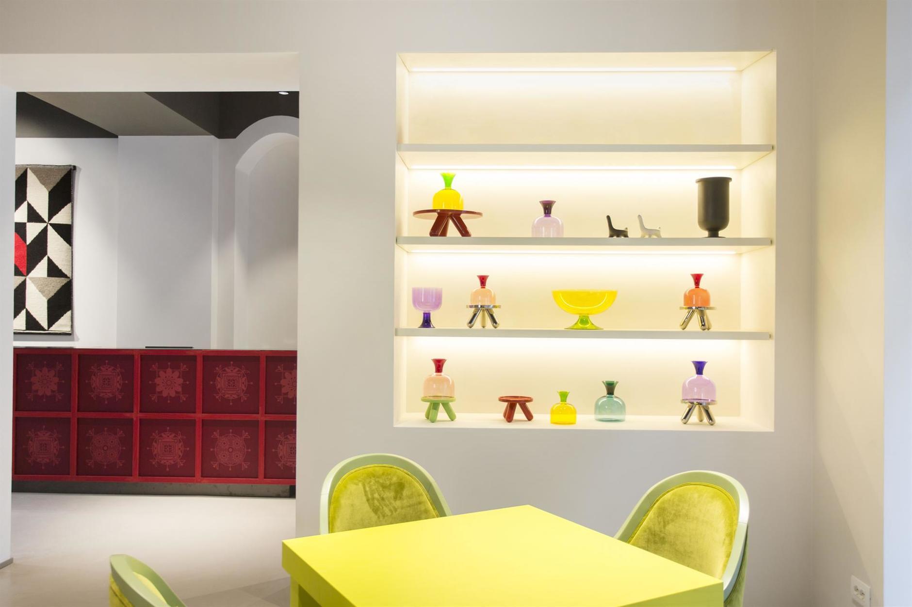 Savona 18 Suites: дизайн-отель Альдо Чибика в Милане (галерея 4, фото 1)