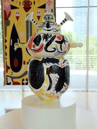 Чьи художества? Рисунки и арт-объекты Хайме Айона (фото 4.2)