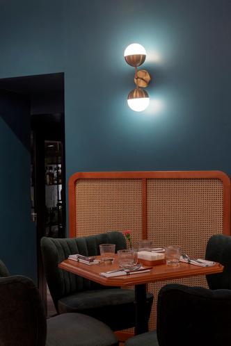 """Ресторан """"Сойка"""" в Екатеринбурге: проект Hot Design Folks (фото 10.2)"""