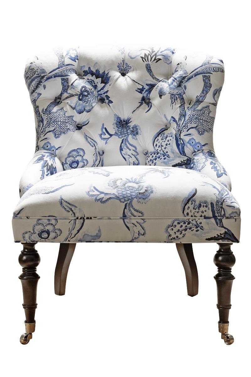Кресло Middleton Chair, Thibaut Fine Furniture, салоны Piterra, компания «Кадо».