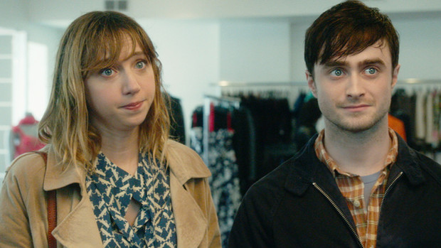 Кадр из фильма «Дружба и никакого секса»
