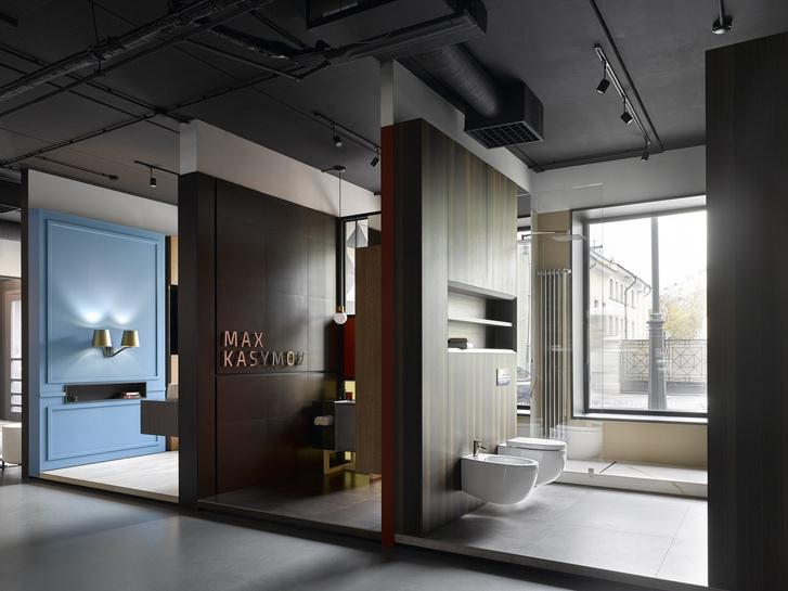 В Москве открылся шоу-рум Max Kasymov|Bathroom (фото 8)