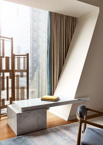 Апартаменты в доме по проекту Жана Нувеля в Нью-Йорке (фото 8.2)