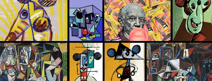 90 лет Микки Маусу: трибьюты и события (фото 3)