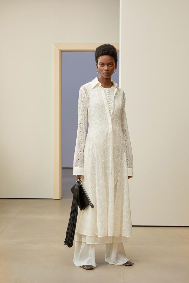 Инструкция: 5 свежих способов носить белоснежные вещи (фото 14)