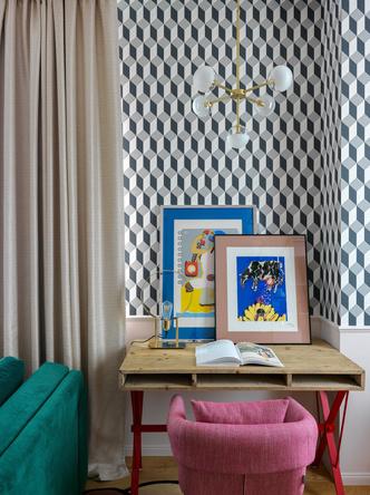 Квартира 53 м²: первое жилье для молодой девушки (фото 10.2)