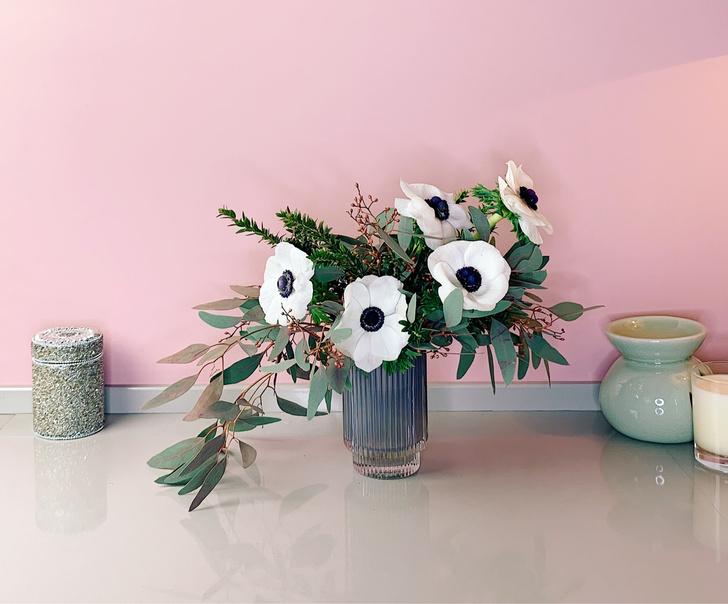 Мастер-класс: цветочная композиция для дома своими руками (фото 1)