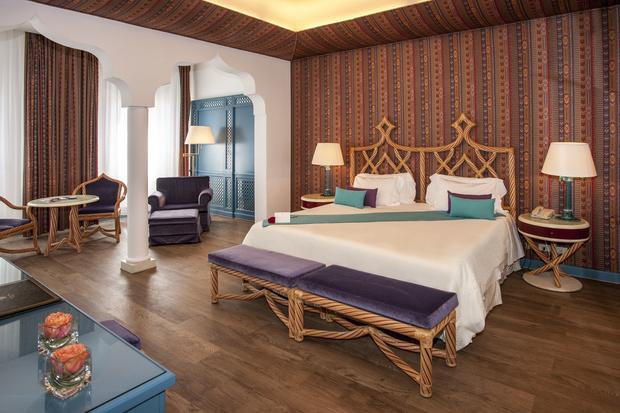 Палаццо у пляжа: обновленный Excelsior Venice Lido Resort в Венеции (фото 7)