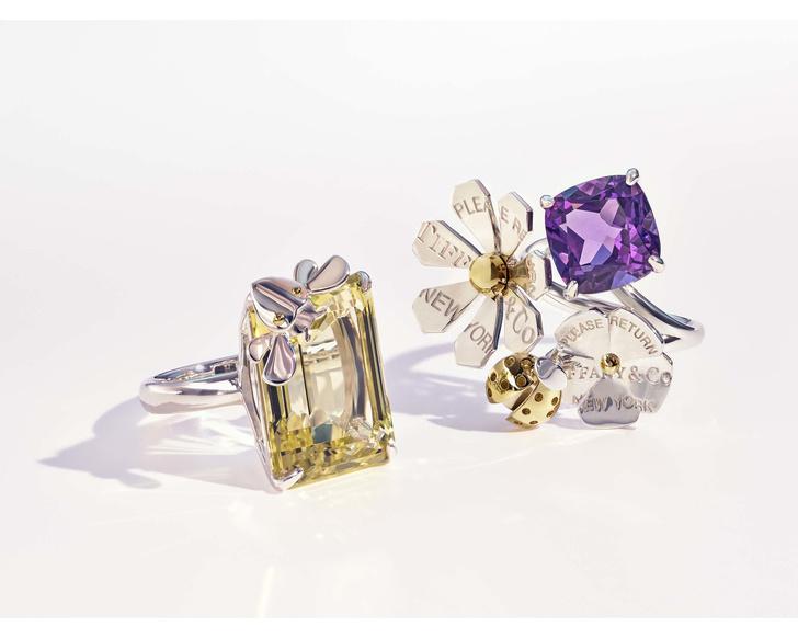 Новая классика: Tiffany & Co. представили украшения Return to Tiffany Love Bugs (фото 3)