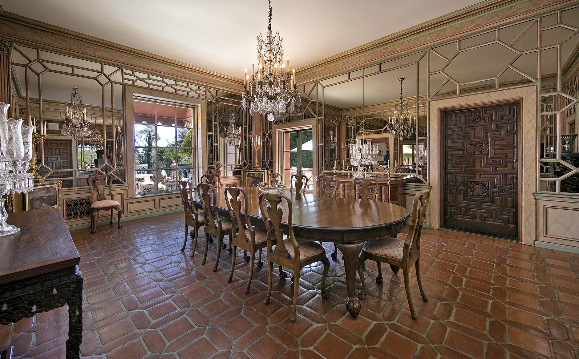 В Беверли-Хиллз продается дом Уильяма Рэндольфа Херста (галерея 8, фото 2)