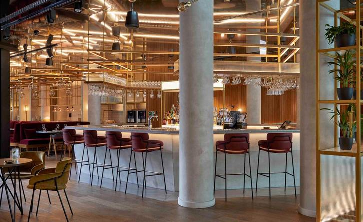 Puro: новый дизайнерский отель в Лодзе (фото 11)