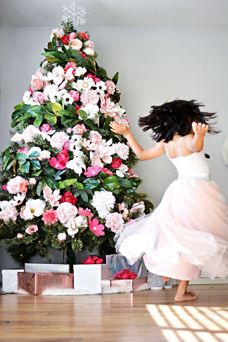 Новогоднее украшение дома: советы флориста фото [6]
