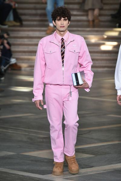 Главное, что случилось на Неделе мужской моды в Милане (галерея 10, фото 6)