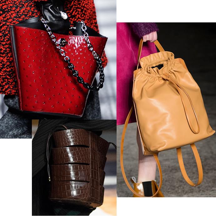 мода сумки 2016 фото осень
