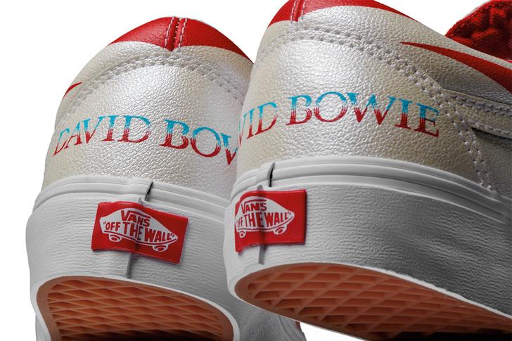 Кроссовки недели: коллаборация Vans X Davis Bowie (фото 2)