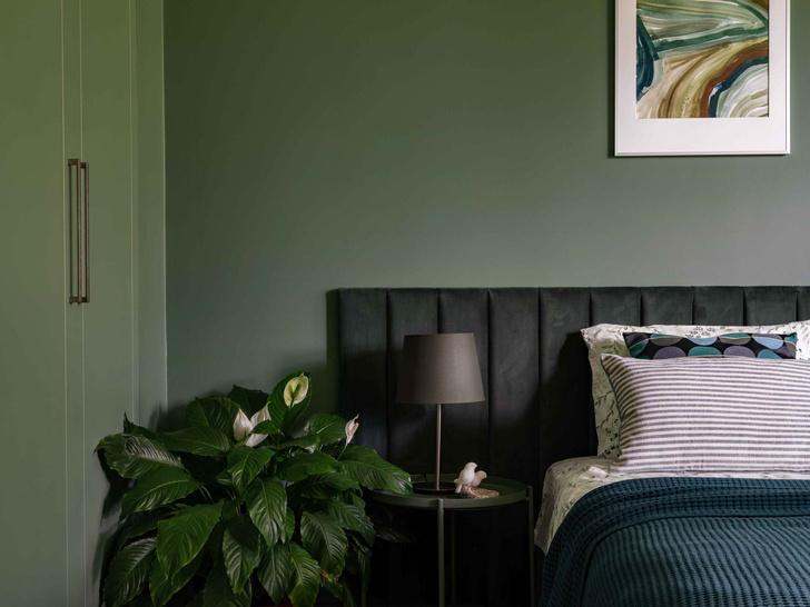 Квартира 60 м² для поклонников загородной жизни (фото 8)