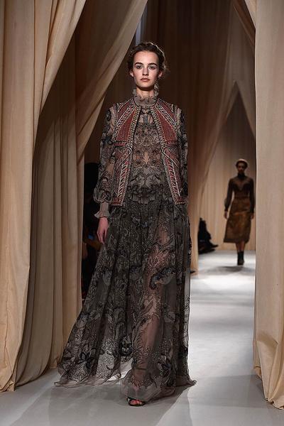 Показ Valentino Haute Couture   галерея [1] фото [25]