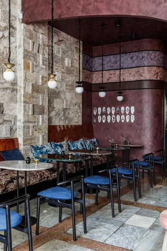 «Хлеб Да Винчи'К»: ресторан с дизайнерским интерьером в Краснодаре (фото 13.1)