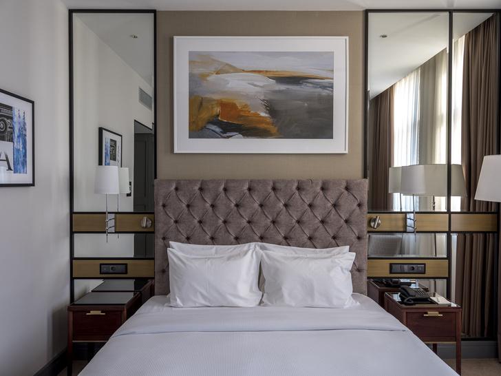 Дизайн-отель Chekhoff Hotel Moscow (фото 15)