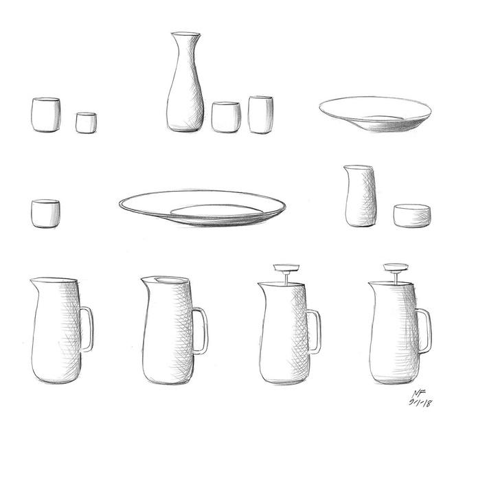 Архитектор Норман Фостер разработал чайный сервиз (фото 3)