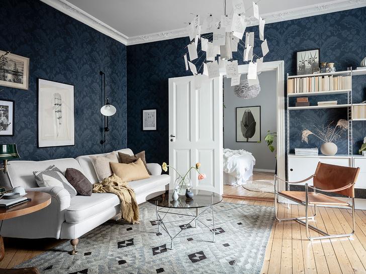 Скандинавский минимализм: квартира в Гетеборге (фото 2)