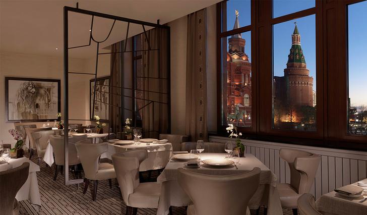 Планы на новогоднюю ночь: утонченные ужины в лучших отелях Москвы (фото 19)