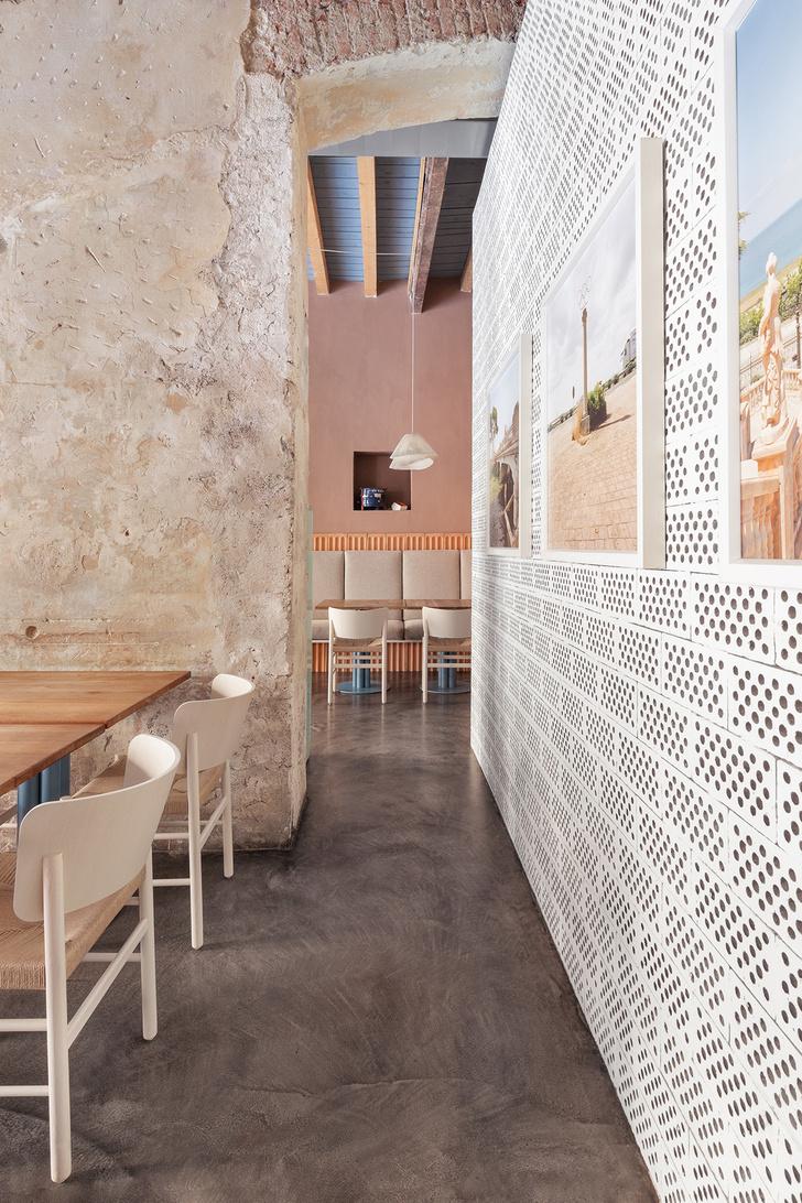 Обновленное бистро 28 Posti в Милане: проект Кристины Челестино (фото 10)