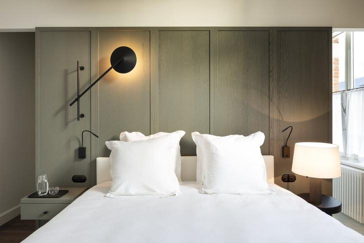 Новый отель в Антверпене по проекту Винсента ван Дуйсена (фото 12)