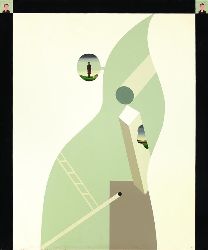 В «Гараже» открывается выставка Виктора Пивоварова   галерея [1] фото [4]