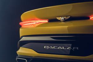 Новый Bacalar: эталон кузовостроения от Bentley Mulliner (фото 3.2)