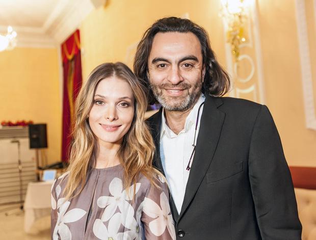 Светлана Иванова и Джаник Файзиев фото