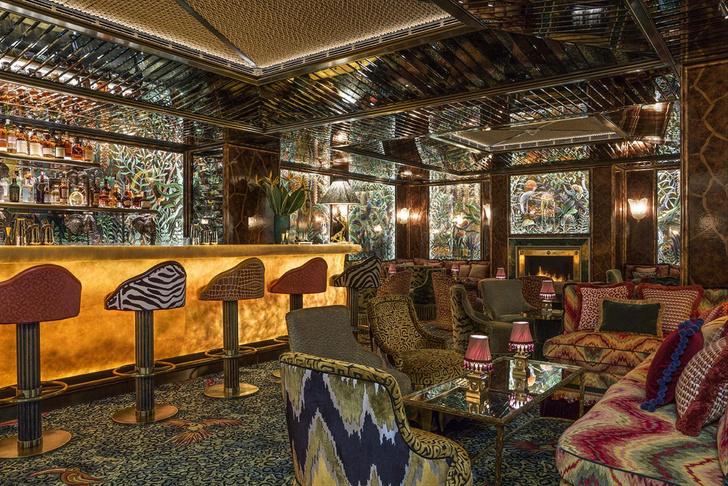 Провокационный максимализм: клуб Annabel's в Лондоне (фото 2)