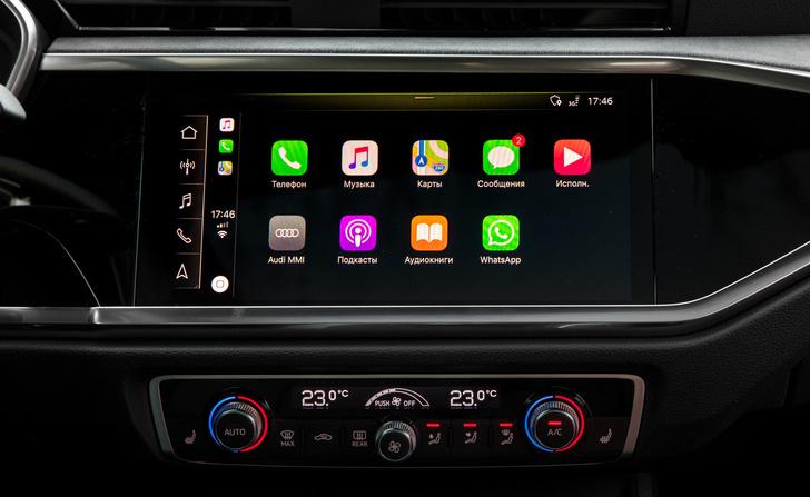 6 главных преимуществ нового Audi Q3 (фото 10)