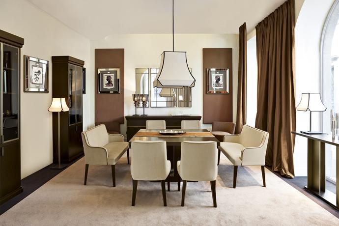 Мебель и аксессуары для столовой из коллекции Rooms