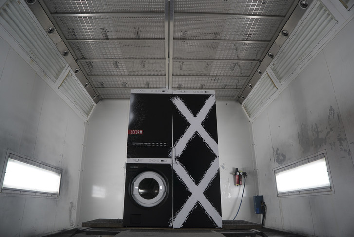 Коллаборация ASKO xx LEFORM (фото 0)