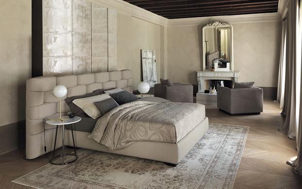 Кровать Majal от Flou