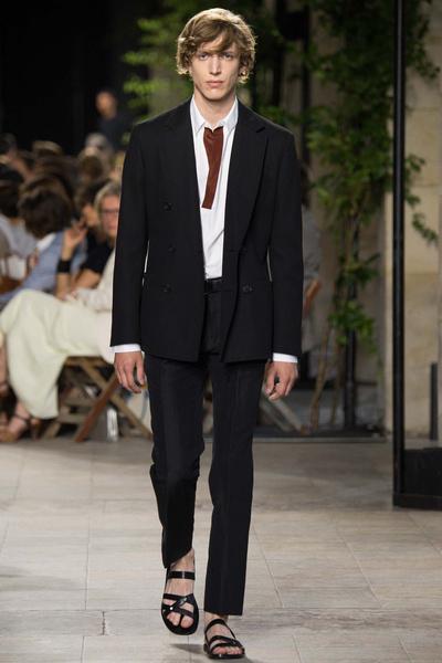 Неделя мужской моды в Париже: лучшие показы | галерея [8] фото [3]