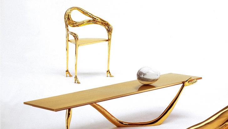 ТОП-10: мебель и аксессуары в стиле Сальвадора Дали фото [5]