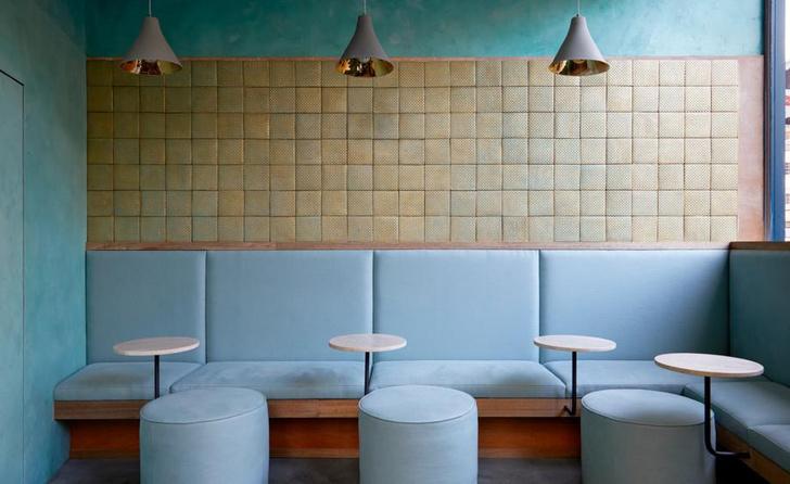 Ресторан в Лондоне (фото 0)