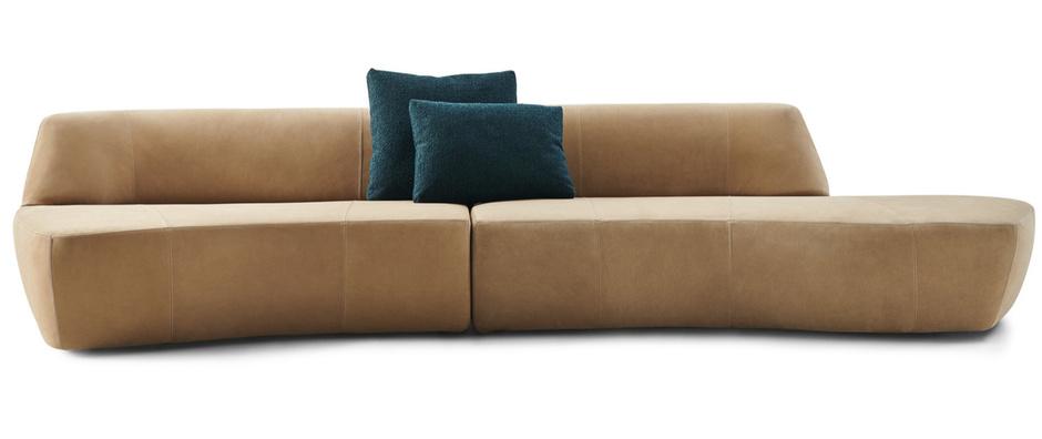 Искусство в массы: 10 нескучных диванов (фото 10)