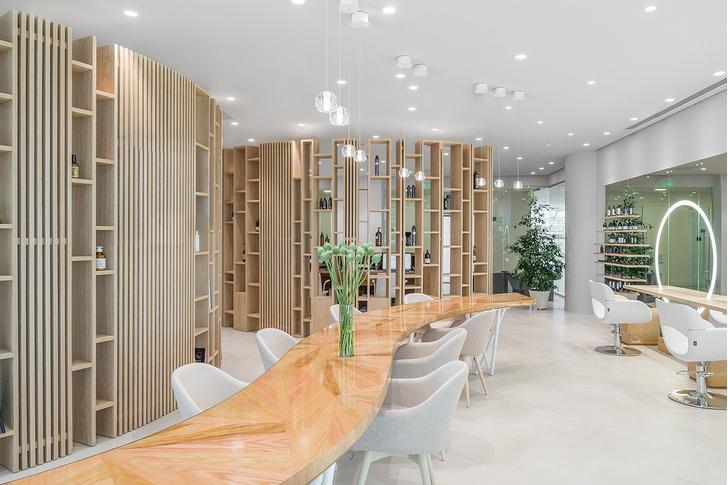 Белым по белому: новый салон красоты в Екатеринбурге (фото 16)