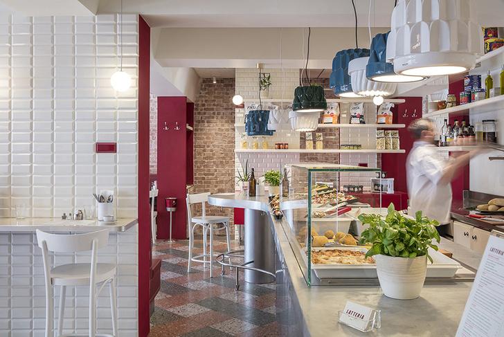 Итальянский ресторан Latteria в Лондоне (фото 2)