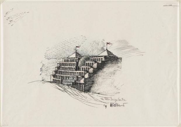 Марио Беллини: совершенство формы (фото 35)