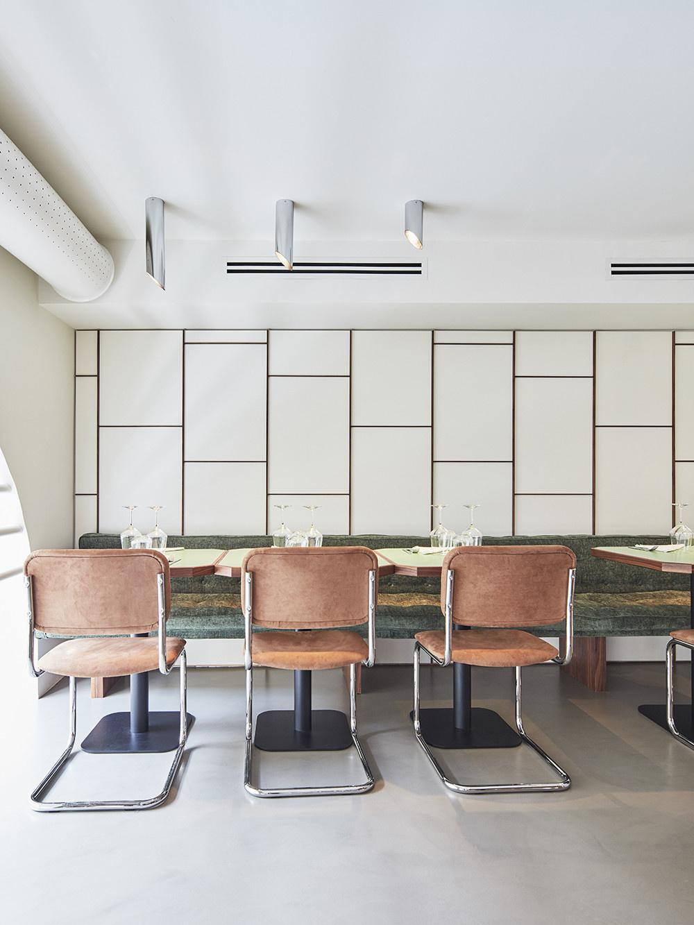 Туринский ресторан в калифорнийском стиле (галерея 5, фото 3)