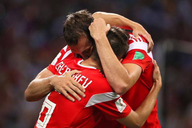 Хорватия-Россия 4:3 (фото 7)