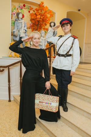 В Детском ГУМе открылась выставка «Дяде Степе – 80»