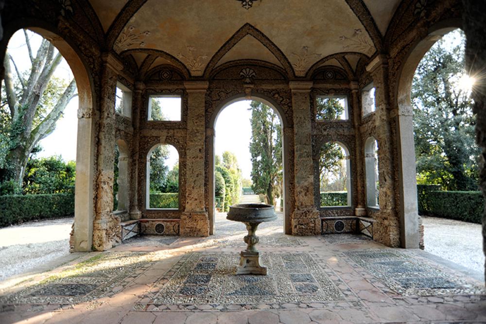Вилла Марлия в Тоскане станет отелем | галерея [1] фото [5]