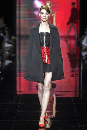 Показы мод Armani Prive Осень-зима 2014-2015 | Подиум на ELLE - Подиум - фото 4043