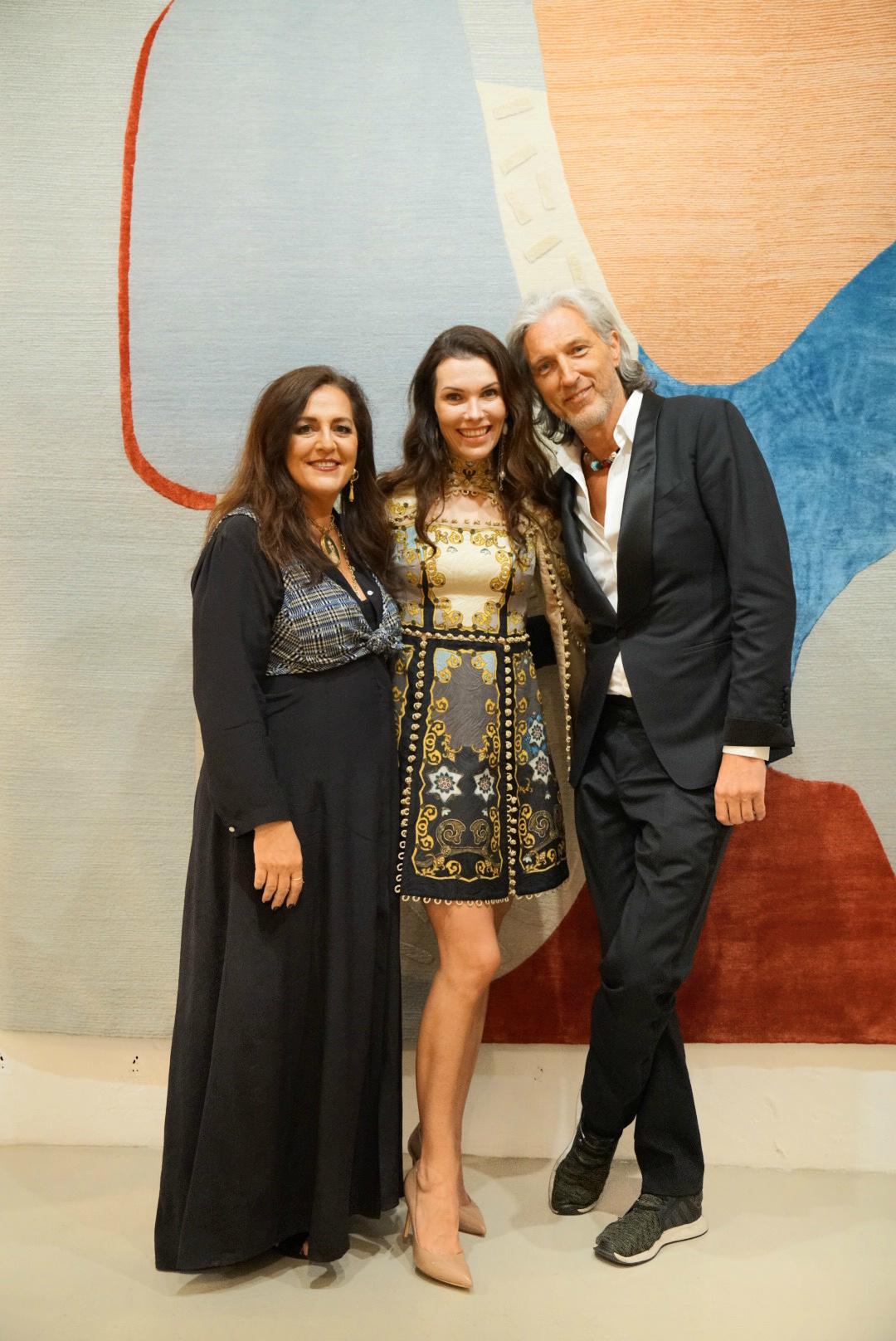 Презентация коллекции ковров Ангелины Аскери (галерея 3, фото 1)